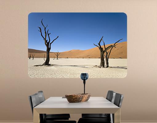 Wallprint Das Sossusvlei in Namibia S - 54cm x 36cm