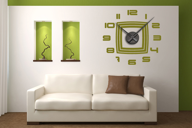 uhr print it all design your wall. Black Bedroom Furniture Sets. Home Design Ideas