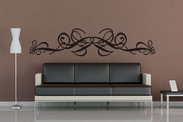 wandtattoo ranke online bei print it all kaufen. Black Bedroom Furniture Sets. Home Design Ideas