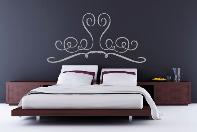 Wandtattoo für Schlafzimmer- Print it All | Design Your Wall