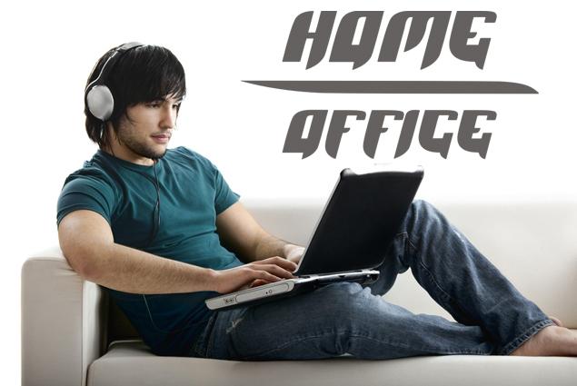 wandtattoo home office online bei print it all kaufen. Black Bedroom Furniture Sets. Home Design Ideas