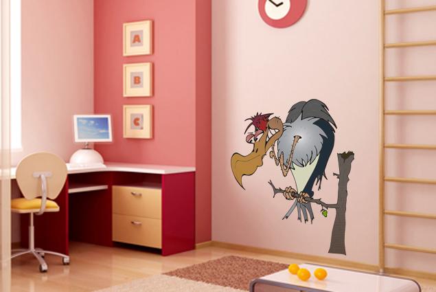 hungriger Vogel
