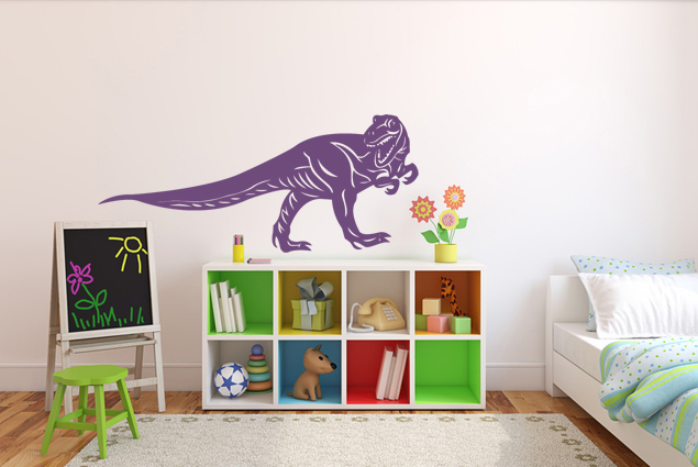 wandtattoo dinosaurier 4 online bei print it all kaufen. Black Bedroom Furniture Sets. Home Design Ideas