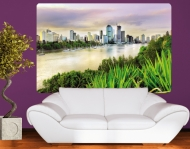 Wallprint Brisbane