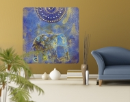 Wallprint Elephant in Marrakech