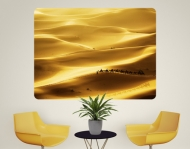 Wallprint Golden Dunes