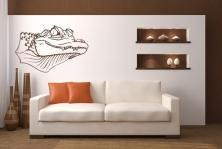 """Wandtattoo """"Krokodil"""""""