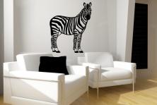 "Wandtattoo ""Zebra"""