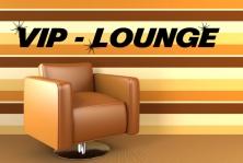 """Wandtattoo """"VIP - Lounge"""""""