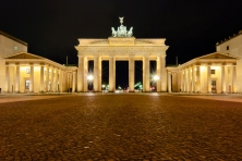 "Wallprint ""brandenburg gate"""