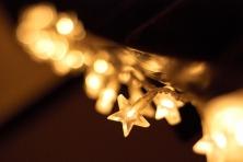 "Wallprint ""electric stars"""