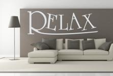 "Wandtattoo ""Relax"""