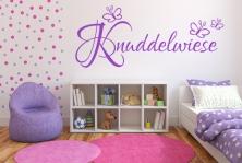 "Wandtattoo ""Knuddelwiese"""