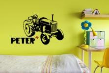 """Wandtattoo """"Traktor"""""""