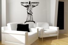 """Wandtattoo """"Rio de Janeiro"""""""