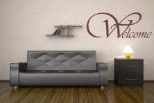 """Wandtattoo """"Welcome 2"""""""