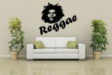 """Wandtattoo """"Reggae"""""""