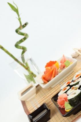 """Wallprint """"Sushi Arrangement 3"""""""