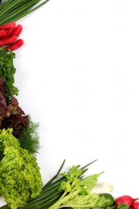 "Poster ""Gemüse"""