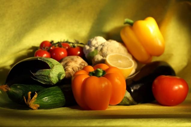 "Poster ""Gemüse 2"""