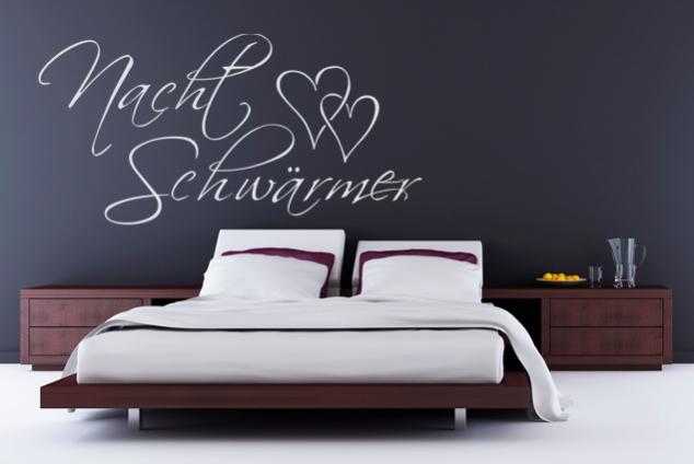 """Wandtattoo """"Nach Schwärmer"""""""