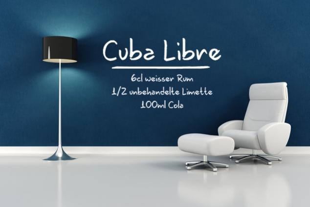 """Wandtattoo """"Cuba Libre"""""""