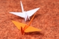 """Poster """"Origami"""""""
