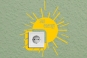 "Steckdosentattoo ""Sun Energy"""