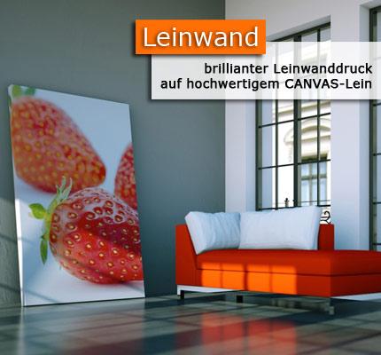 Leinwand Designer