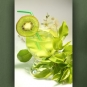 "Poster ""Cocktail mit Kiwi 2"""