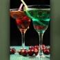 """Poster """"Cocktail für Zwei"""""""