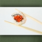 """Poster """"Sushi Stäbchen 2"""""""