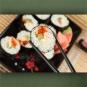 """Poster """"Sushi Stäbchen 3"""""""