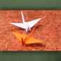 "Wallprint ""Origami"""