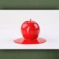 "Wallprint ""Apfel in Farbe"""