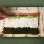 """Poster """"Sushi Anrichten"""""""