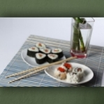 "Wallprint ""Sushi Arrangement"""