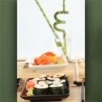 "Wallprint ""Sushi Arrangement 5"""