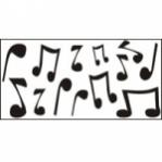 """Wandsticker """"Musik"""" - SmallPack"""