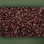 "Wallprint ""Café Bohnen 2"""