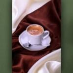 """Poster """"Café allein"""""""