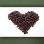 """Wallprint """"Herz Café"""""""