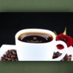 """Poster """"Bohnen Café"""""""