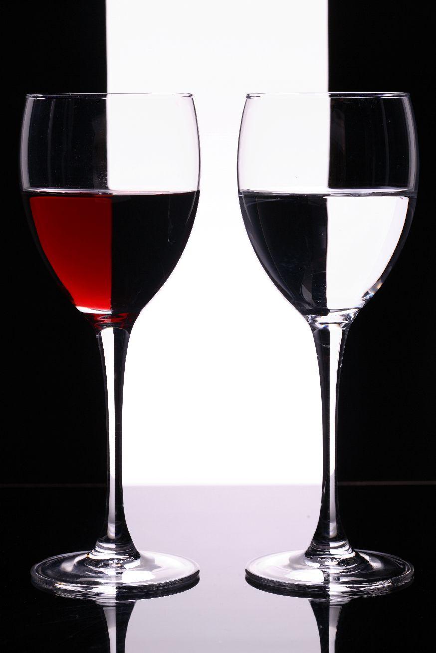 Mehrteilige Bilder Kuche : Wallprint Wein Zwilling online bei Print It All kaufen