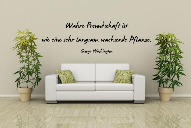 Freundschaft ist wie eine pflanze