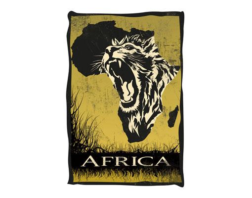 Wallprint Im Herzen Afrikas S  36cm x 54cm online bei Print It All