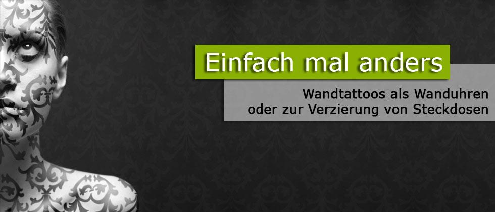 Banner Wandtattoo 01
