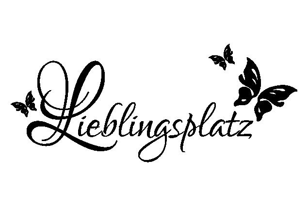 "Wandtattoo ""Lieblingsplatz"" online bei Print It All kaufen"